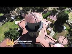 Observatorio Astronómico de Quito desde el aire